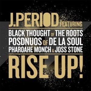 J. Period - Rise Up! [Instrumental]